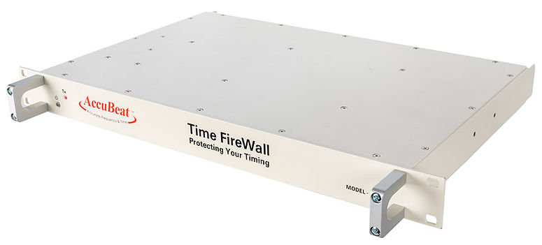 Time FireWall™Protecting Critical Infrastructure Image