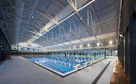 בריכת השחיה בית הלוחם 5