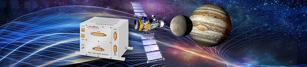 Space Products and Solutions Banner