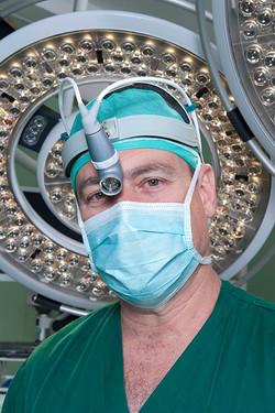 פורטרט תדמית לרופא מנתח