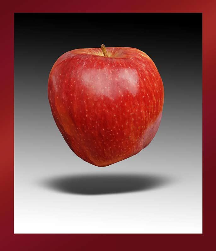 פוסטר של תפוח