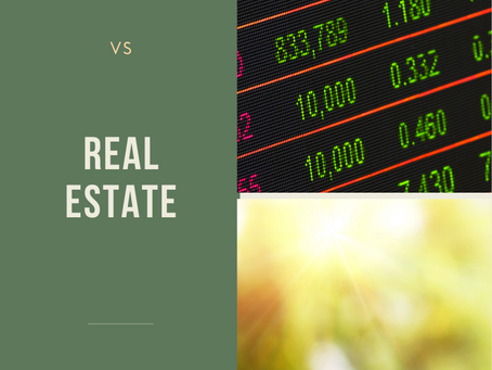 Stocks Vs. Real Estate