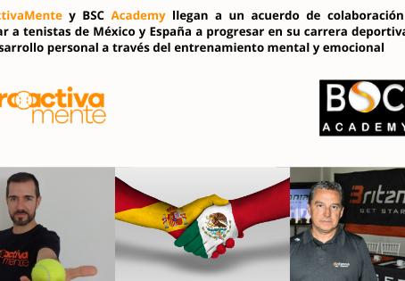 Nueva alianza internacional con la BSC Academy