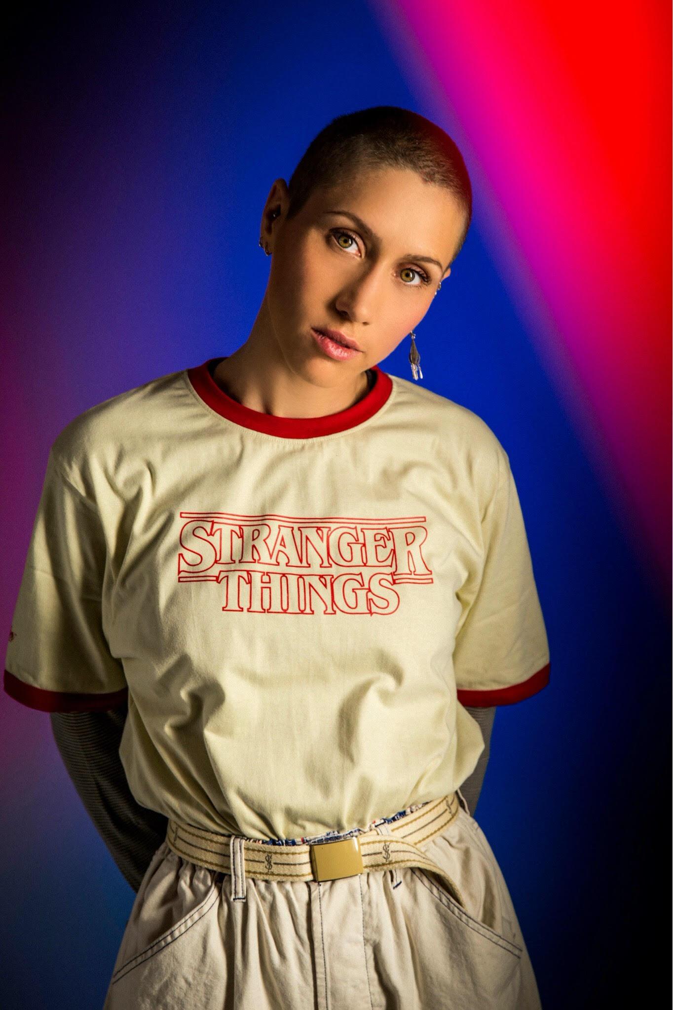 Tealer x Stranger Things