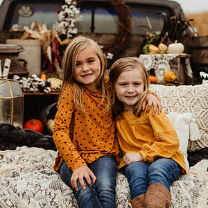 Fall Minis | Bauer Family