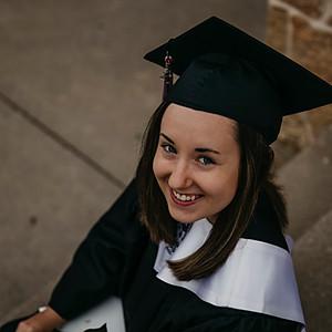 Stephanie | Graduation
