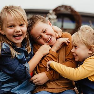 Fall Minis | Brayden, Adalynn & Reilynn