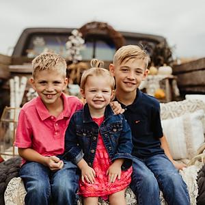 Fall Minis | Halverson Family