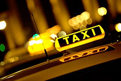 by road taxi