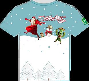 Santa Run TShirt .png