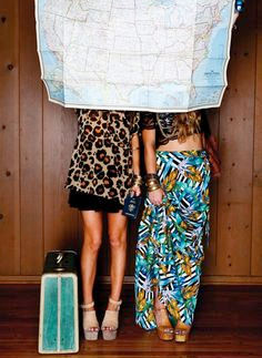 friends travel