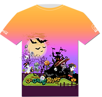 Ghost Hunt TShirt Full Color Front .png