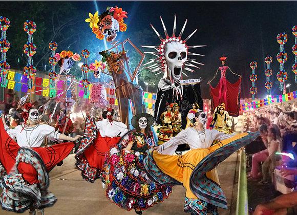 Mexi Hallo Carnival & Dinner