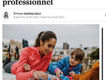 Paperjam Magasine: L'accueil au pair se veut plus professionnel