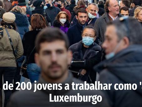 Wort.lu : Há cerca de 200 jovens a trabalhar como 'au pair' no Luxemburgo