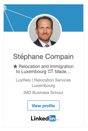Linkedin Stephane