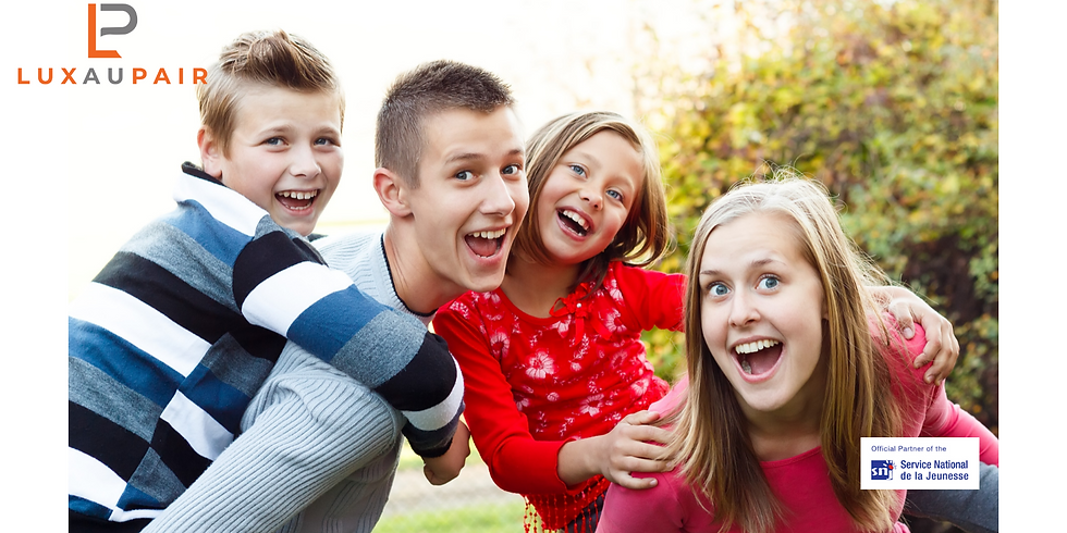 AU PAIR | INFORMATION SESSION FOR HOST FAMILIES IN LUXEMBOURG