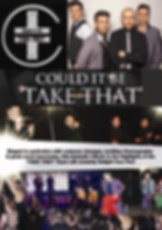 Could It Be Take That | Take That Tribute Group