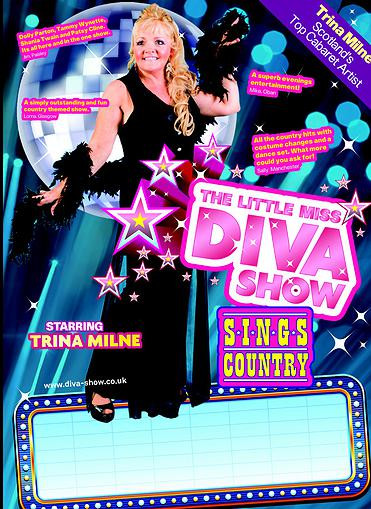 Little Miss Country Diva