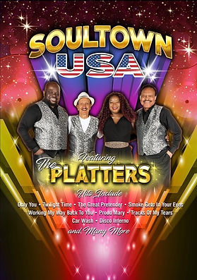 Soultown USA   Emkay Entertainments Agency