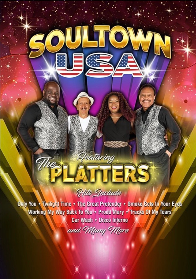 Soultown USA feat The Magic Platters
