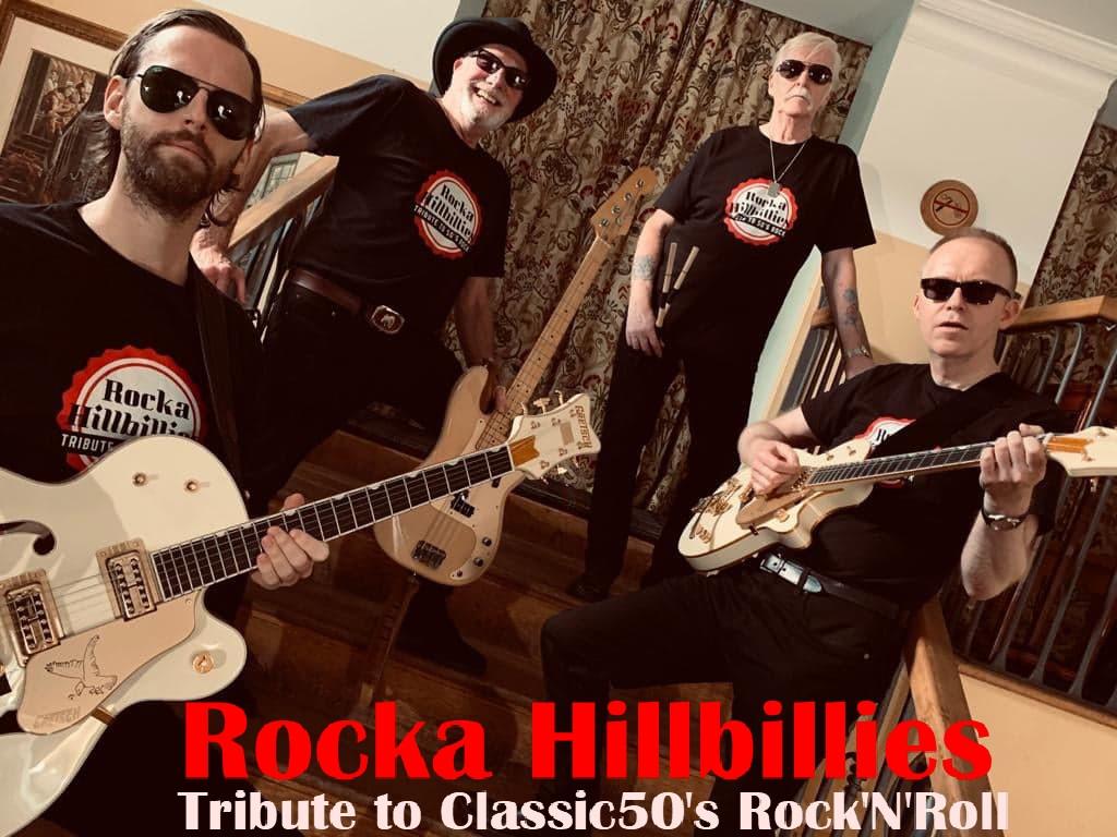 Rocka Hillbillies