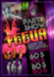 Feeva | Club & Function Vocal Party Group