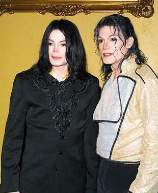 Just Like Michael Jackson
