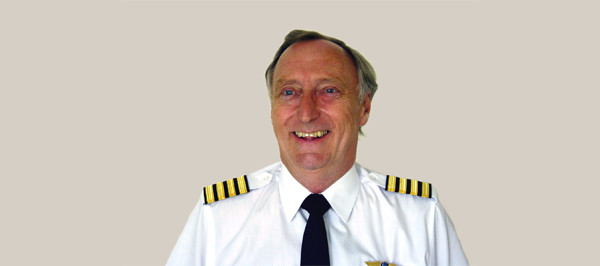 Captain David Henderson
