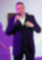 Robbie Carran | Comedy Vocal Performer