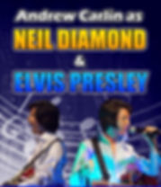 Andrew Carlin | Elvis & Neil Diamond Tribute