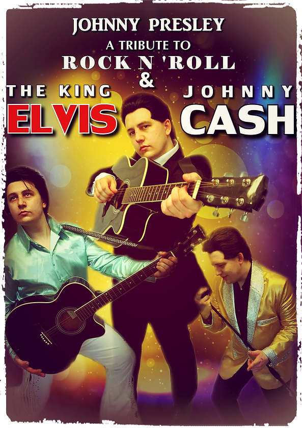 Johnny Presley   Emkay Entertainments Agency