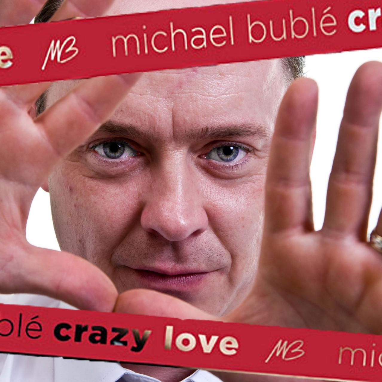 Michael Buble by Rikki Morgan