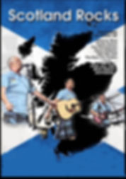 Scotland Rocks | Scot-Rock Tribute Band