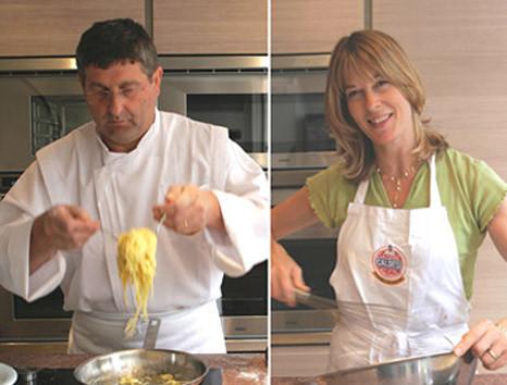Giancarlo & Katie Caldesi