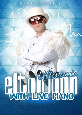Ultimate Elton John | Emkay Entertainments Agency