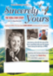 Lorrie Brown | Sincerely Yours - The Vera Lynn Story