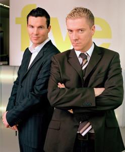 Justin & Colin