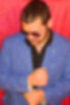 Alan Walker as George Michael