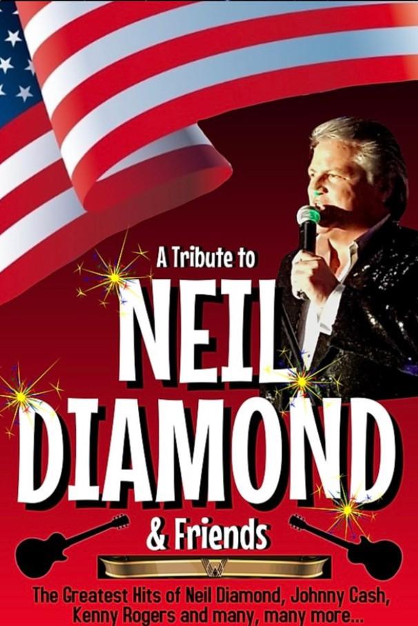 Neil Diamond & Friends