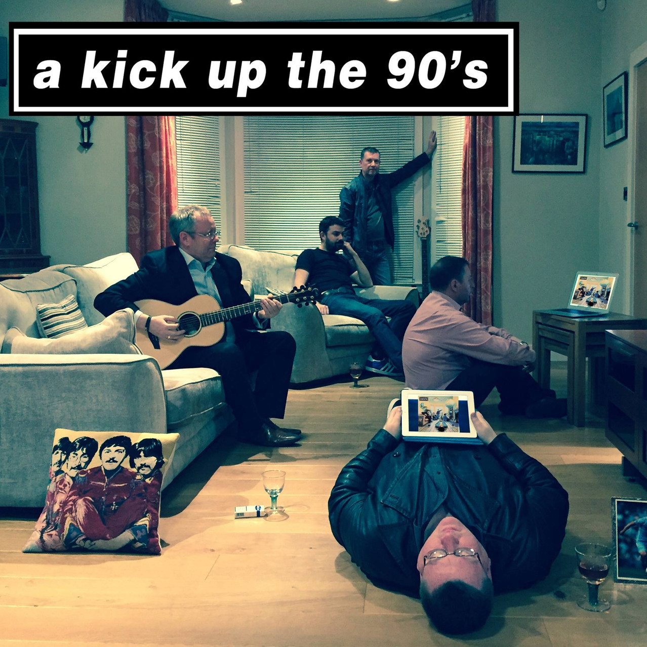 A Kick Up The 90's