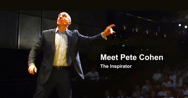 Pete Cohen