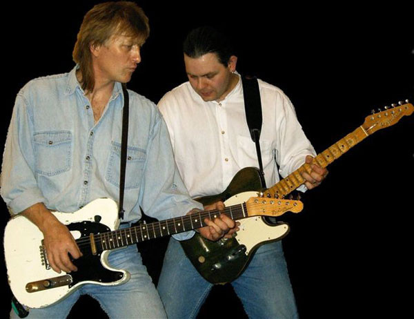 Status Quo Tribute Duo