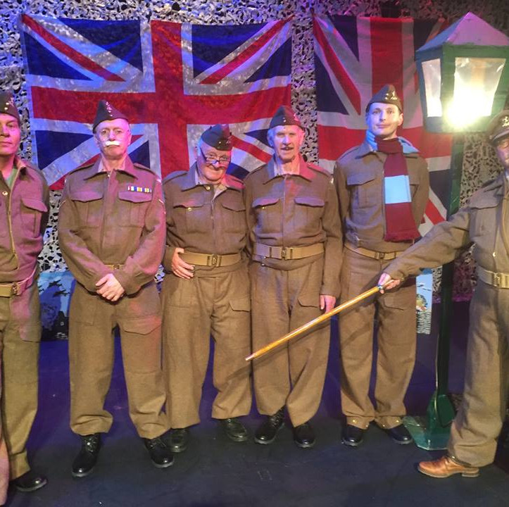 Dads Army Variety Show