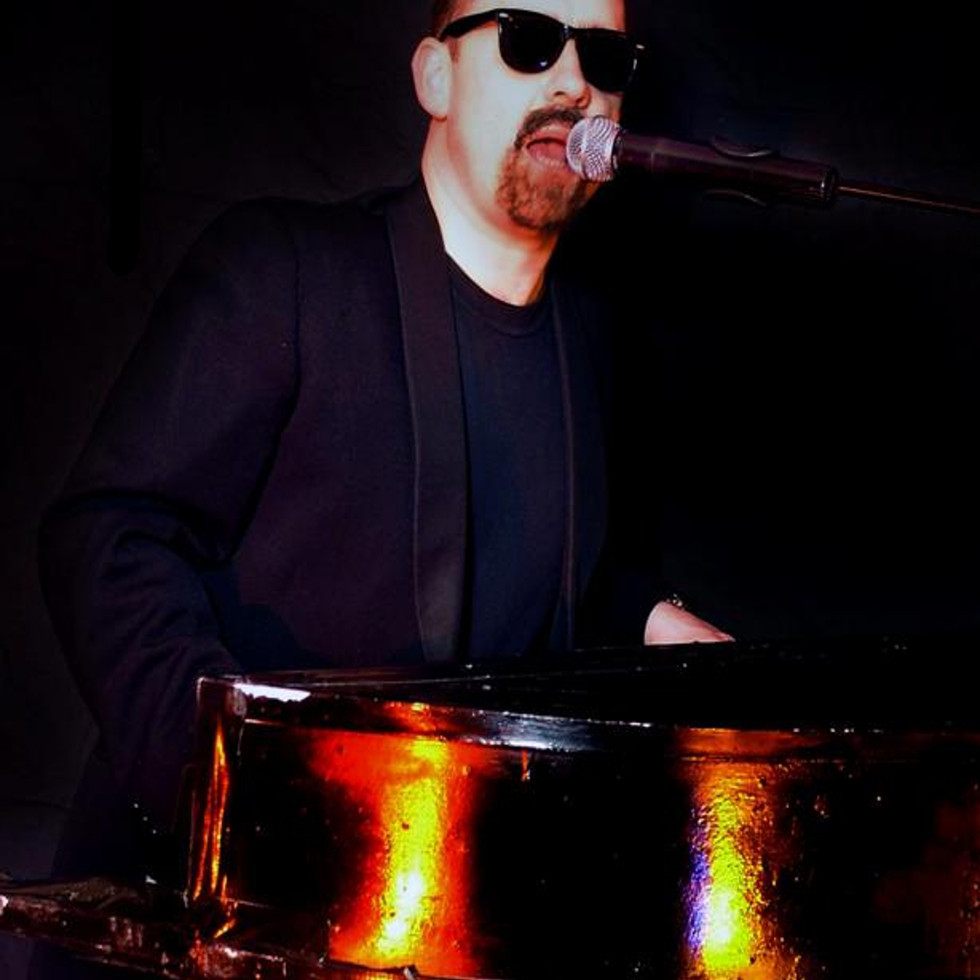 Billy Joel by Rikki Morgan