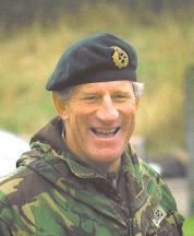 Major General Arthur Denaro CBE