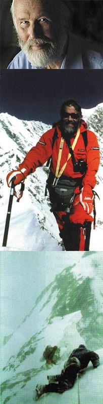 Sir Chris Bonington