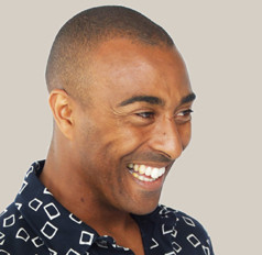 Colin Jackson MBE