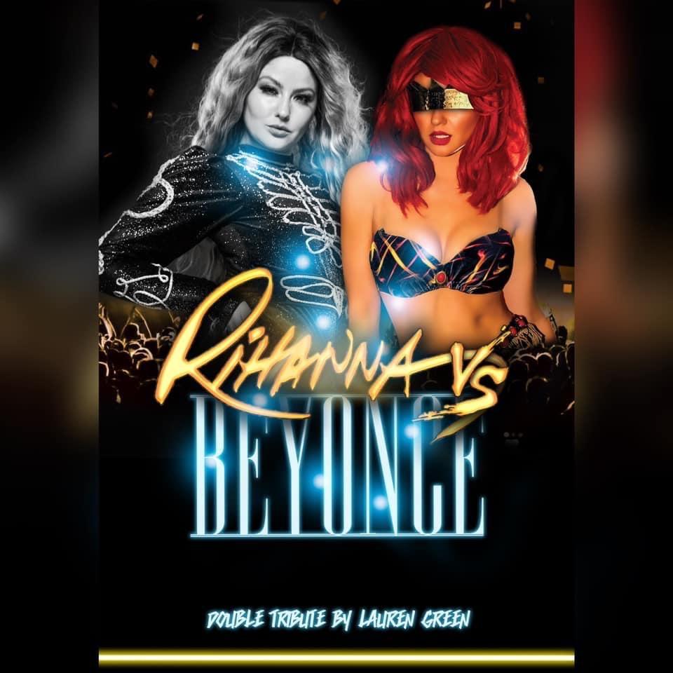 Rihanna & Beyonce Double Tribute