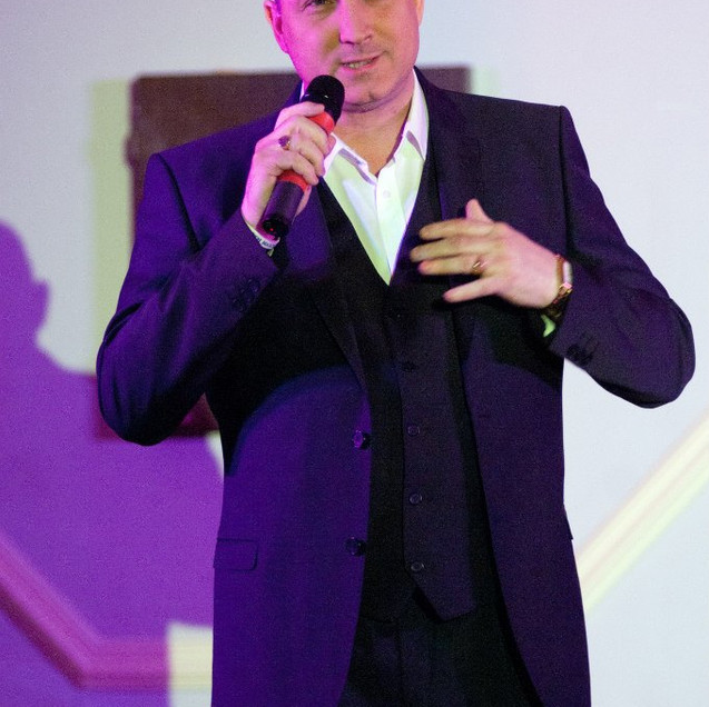Robbie Carran MC & Event Host